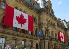 低龄留学加拿大