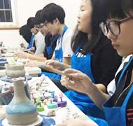美妙绝伦的陶艺制作