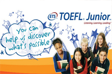 TOEFL Junior 一对一