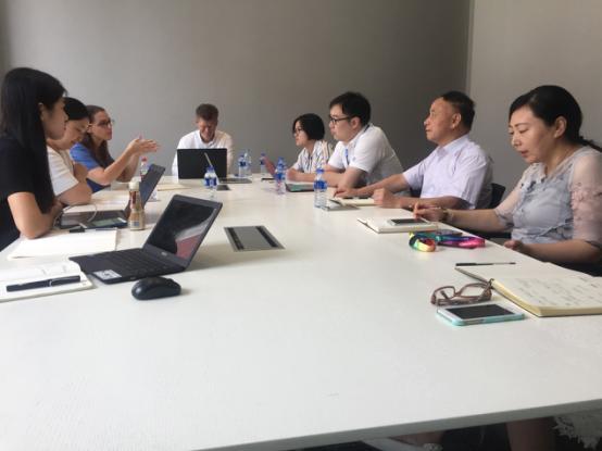 美国日内瓦大学(上海)学术委员会新学期第一次会议纪要