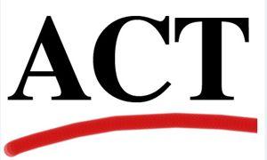 2017年下半年及2018年上半年ACT考位及考试时间已出