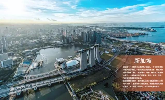 新航道游学-新加坡