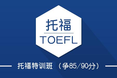 托福基础VIP8-10人班(争85/90分)