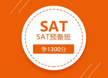 SAT预备班(争1300分)